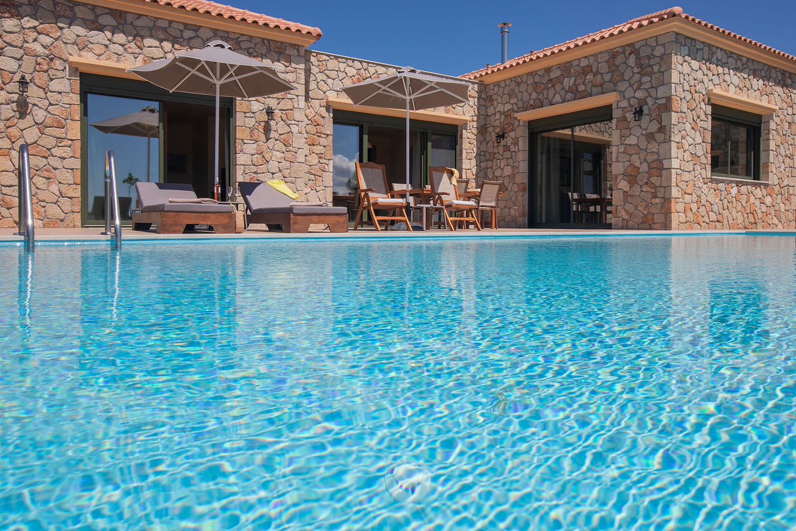 Sant Agata Villas Pool